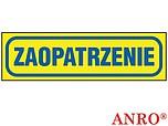 ZNAK BHP ZAOPATRZENIE ZZ-107 ZZ107