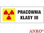 ZNAK BHP PRACOWNIA KLASY 3 ZZ-10PR...