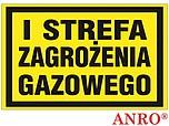ZNAK BHP I STREFA ZAGROŻENIA ZZ-16G...