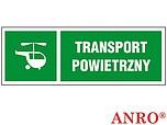 ZNAK BHP TRANSPORT POWIETRZNY ZZ-18KL...