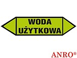ZNAK BHP WODA UŻYTKOWA ZZ-1K5 ZZ1K5