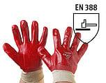 RĘKAWICE CONSORTE R420 POWLEKANA PCV...