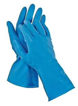 RĘKAWICE CERVA STARLING BLUE CHEMICZNE NORMA EN420 1110017