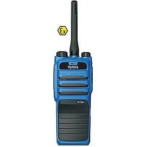 RADIOTELEFON ISKROBEZPIECZNY HYTERA DMR PD715Ex