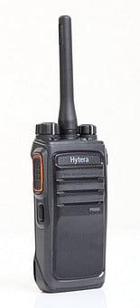 RADIOTELEFON PRZENOŚNY HYTERA DMR PD505