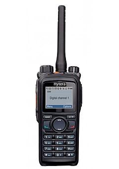 RADIOTELEFON PRZENOŚNY HYTERA DMR PD785G GPS MD